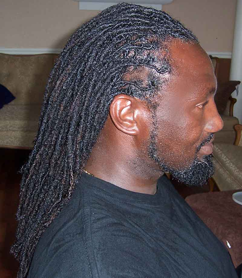 ... man with dreadlocks hairstyle stock photo cute guys with dreads